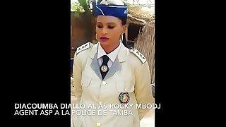 Sextape de l'ASP de police Diacoumba Diallo