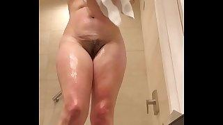 Sexy wifey Christi voyeured again at the Opryland Hotel