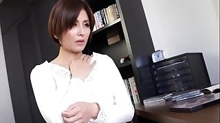 Stunning Japanese Mom fucked by Son