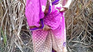 देशी ललिता भाभी को देवर ने जंगल चोदा