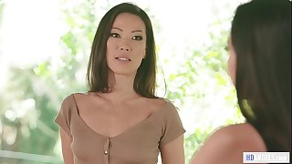 MOMMY'S GIRL - Stepmom India Summer having lesbian sex with Karlee Grey and Kalina Ryu