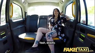 Fake Taxi Dirty driver loves fucking and slurping warm tight Dutch pussy
