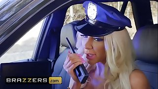 Hot And Mean - (Daisy Marie, Nicolette Shea) - Nicolette Saves The World Part 1 - Brazzers