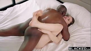 BLACKED Tori Black Has Intense Big black cock Sex With Her Bodyguard